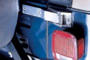 Tailgate hinges SS YJ
