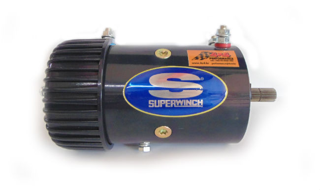 Image Gallery Superwinch Motor